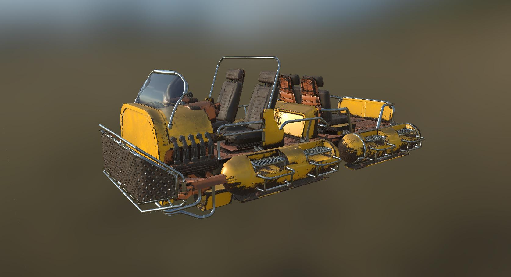 Speeder Model