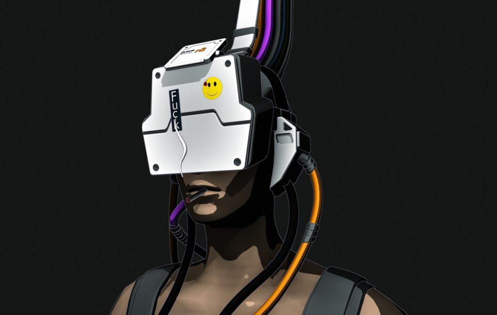 Stylised Robot / Scifi 3D Concepts